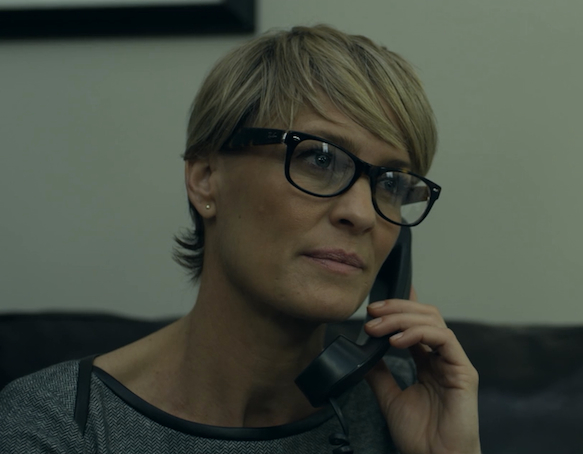 Style Guide: An Ode to Claire Underwood's Power Dress Code