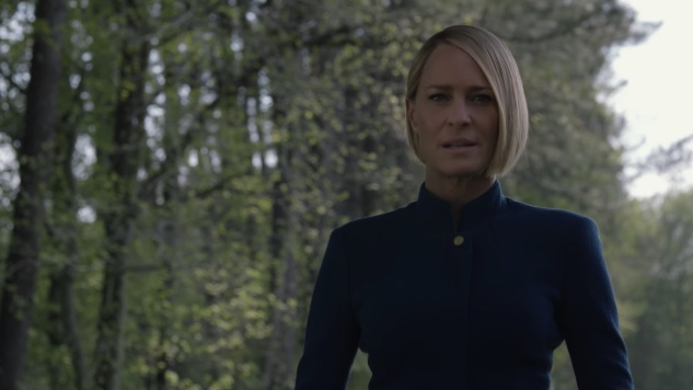 Robin Wright Buries Frank Underwood for Good in <i>House of Cards</i>' Final Season Teaser