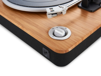 House of Marley Stir It Up Turntable: A Turntable That's Good for