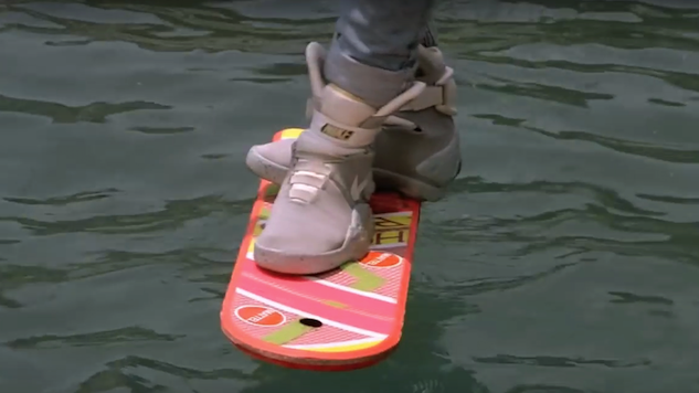 The <i>Back to the Future</i> Hoverboards Are Up For Auction
