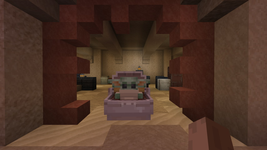 Where to Find Baby Yoda in the <I>Minecraft</I> Star Wars DLC