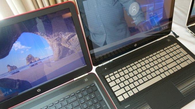 HP Pavilion Notebooks Hands-on