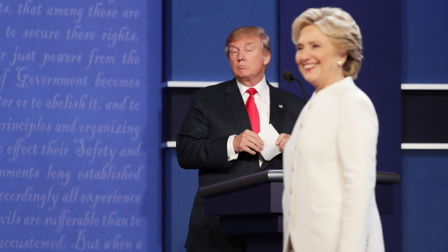 No Donald Trump, Hillary Clinton Is Not Behind The Infamous Dossier