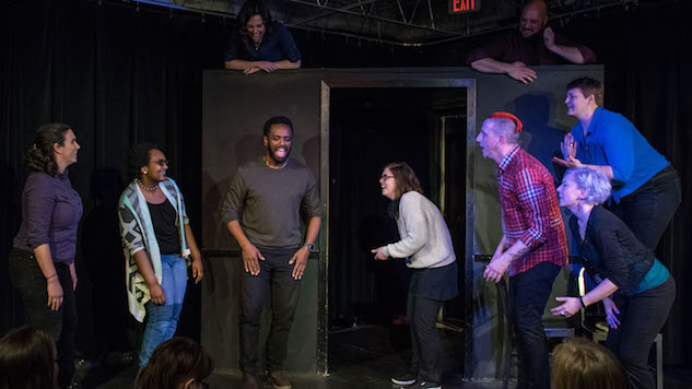 6 Improv and Sketch Theaters that Pay Performers