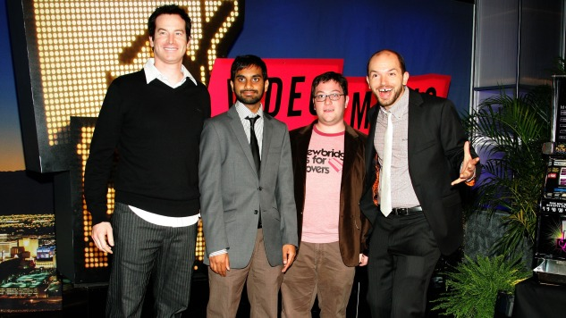 Listen to Aziz Ansari and Rob Huebel Live: <i>Human Giant</i>'s Live Set from Noise Pop 2008