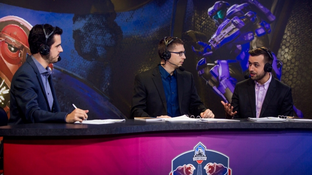 As Esports Thrive, Corporations Dive In