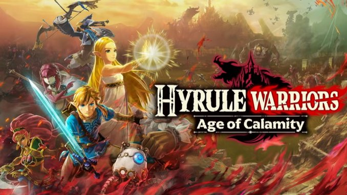 <i>Hyrule Warriors: Age of Calamity</i> Is a Prequel To <i>Breath Of the Wild</i> Coming Soon