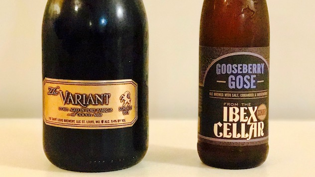 Tasting 2 Schlafly Special Releases