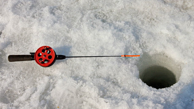 My Budding Bromance with Ice Fishing Gear