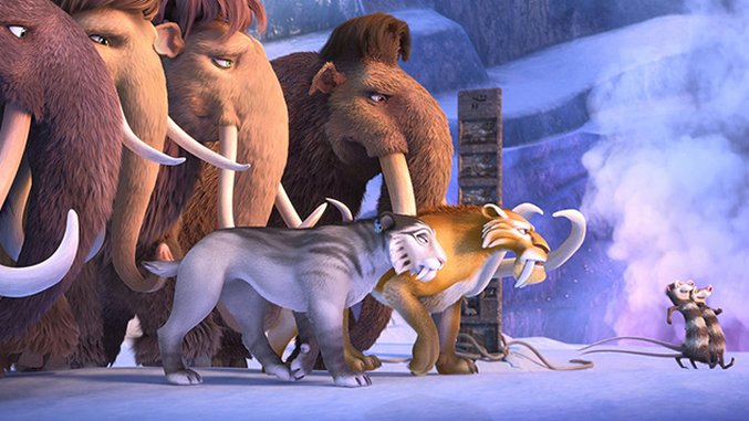 <i>Ice Age: Collision Course</i>