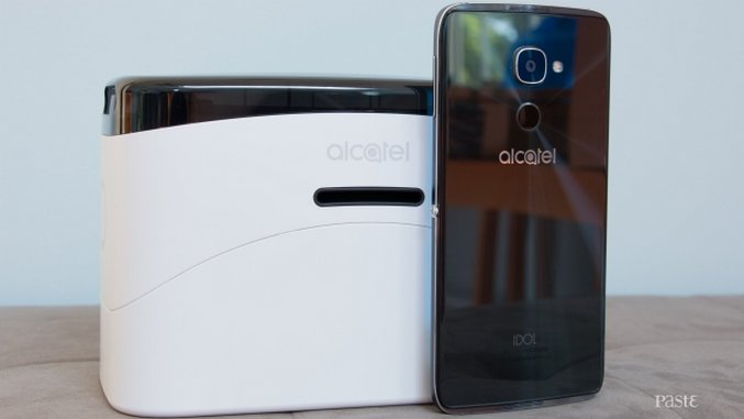 Alcatel Idol 4S Review: The Value of VR