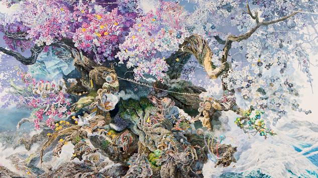 Ikeda Manabu: <i>Rebirth</i>