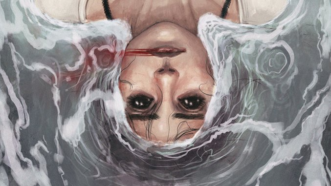 Hollywood Receives Righteous Body-Horror Revenge in <i>Glitterbomb</i> #1