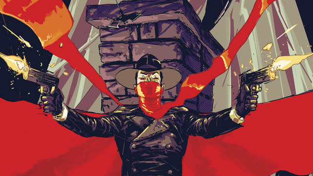 <i>Batman/The Shadow</i> #1 is Less Than the Sum of its Pulpy Parts