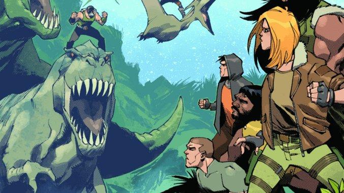 Exclusive: Aubrey Sitterson Leads <i>G.I. Joe</i> Into a New Era with <i>Scarlett&#8217;s Strike Force</i>