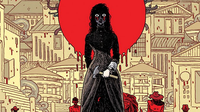 <i>House of Penance</i> #1 By Peter J. Tomasi & Ian Bertram Review