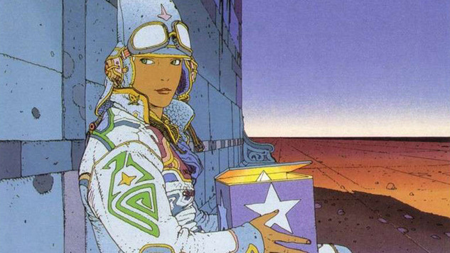 Required Reading: 50 of the Best Sci-Fi Comics