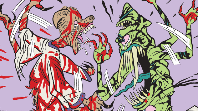 Josh Simmons Drew a Page a Month in the Gruesome, Disorienting <i>Jessica Farm</i>