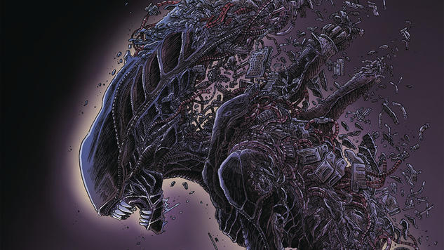 Exclusive Preview: <i>Aliens: Dead Orbit</i> Shows James Stokoe's Vision of Claustrophobic Space Terror