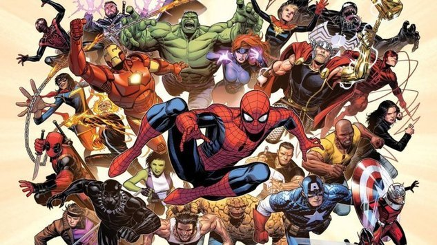 "Updated: Marvel Comics Hopes for a ""Fresh Start"" in its Long-Rumored Line-Wide Relaunch"