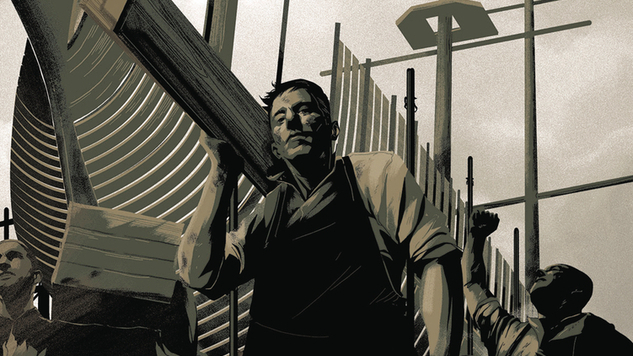 Brian Wood & Andrea Mutti Take to the Seas in <i>Rebels: These Free and Independent States</i>