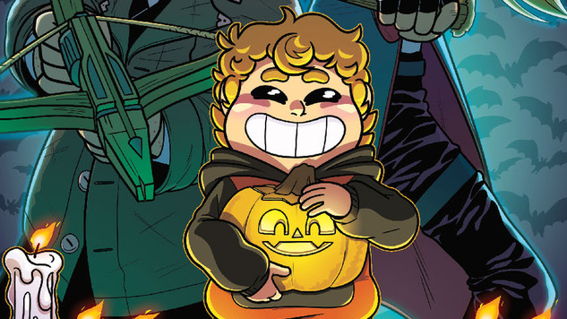 The 31 Best Scary Comics For Kids (Updated)