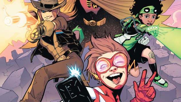 <i>Young Justice</i>, <i>Captain Marvel</i>, <i>Criminal</i> & More in Required Reading: Comics for 1/9/2019
