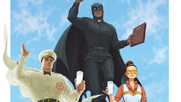 The Writers Behind <i>DC/Young Animal: Milk Wars</i> Reflect on the Weird, Dairy-Filled Crossover &#8220;Un-Event&#8221;