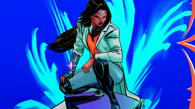 Exclusive: <i>Queen of Bad Dreams</i> Awakens at Vault Comics