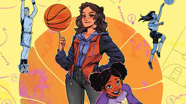 Go For a Layup With This Exclusive First Look at <i>The Avant-Guards</i> #1