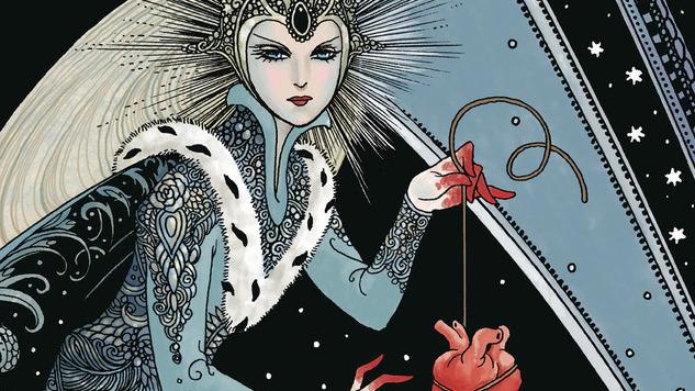 Exclusive: Colleen Doran Adapts Neil Gaiman&#8217;s <i>Snow, Glass, Apples</i> for Dark Horse Comics