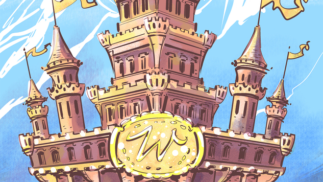 <i>Wrassle Castle</i> Piledrives Into 2019 From Colleen Coover & Paul Tobin