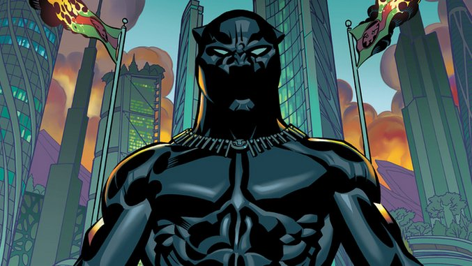 Advance Review: <i>Black Panther</i> #1 by Ta-Nehisi Coates & Brian Stelfreeze