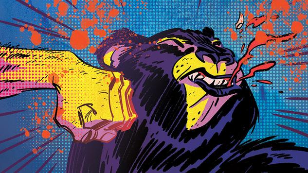 Jody LeHeup & Sebastian Girner Brawl Ursine-Style in <i>Shirtless Bear-Fighter!</i>
