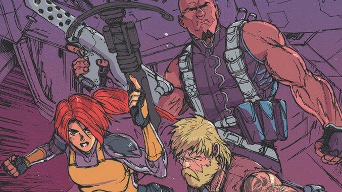 Aubrey Sitterson Revolutionizes the Modern Military Comic in <i>G.I. Joe</i> with Giannis Milonogiannis