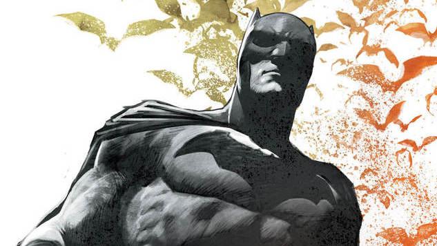 Ram V Reveals &#8220;The Nature of Fear&#8221; in <i>Batman Secret Files</i> #1
