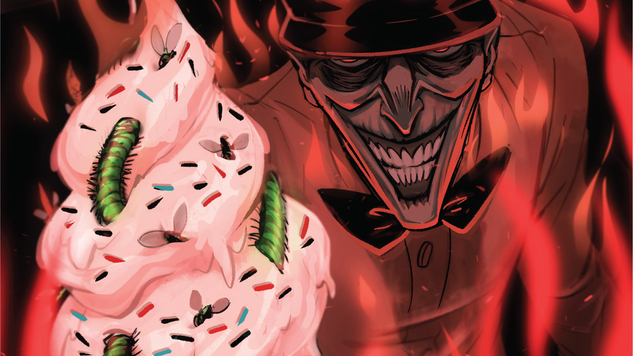 Exclusive: Take a Lick of <i>Ice Cream Man</i>&#8217;s Sinister Upcoming Variant Covers