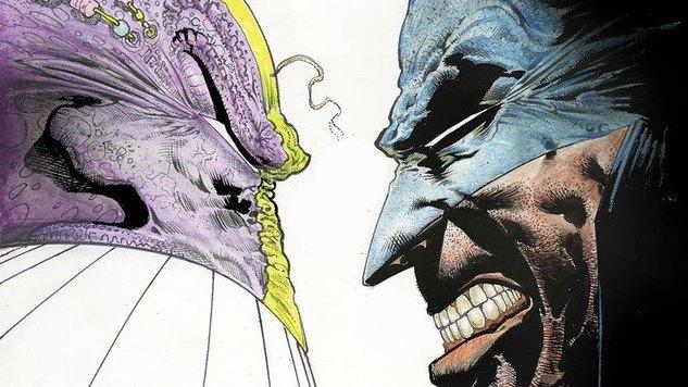 Exclusive: Sam Kieth Returns in <i>Batman/The Maxx: Arkham Dreams</i>