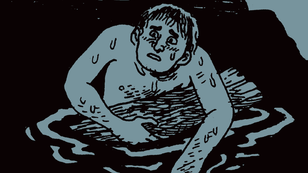 Noah Van Sciver's <i>Disquiet</i> Collection Produces Exactly That