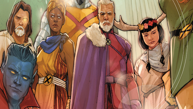 <i>Age of X-Man</i>, <i>Fight Club 3</i>, <i>Peter Cannon: Thunderbolt</i> & More in Required Reading: Comics for 1/30/2019