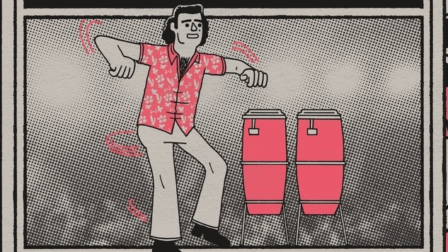 <i>Is This Guy For Real?</i> Cartoonist Box Brown Talks Andy Kaufman, Pro Wrestling & Why He Doesn't Procrastinate