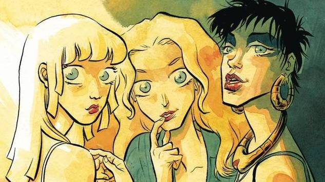 Fábio Moon & Gabriel Bá Transcend Adaptation in <i>Neil Gaiman's How To Talk To Girls At Parties</i>