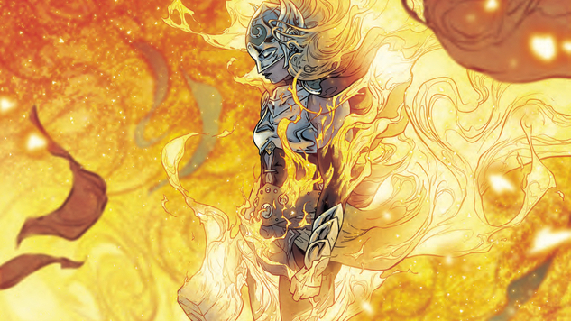 """The Death of the Mighty Thor,"" <i>Cable</i>, <i>Lucy Dreaming</i> & More in Required Reading: Comics for 3/21/2018"