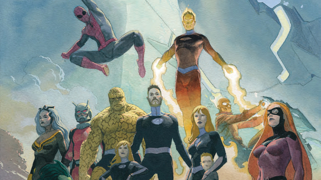 All 20 Members of the Fantastic Four, Ranked