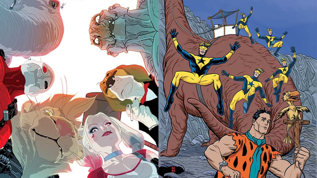 Are the DC Comics/Hanna-Barbera Crossovers Any Good? (Spoiler Alert: Mostly Yes)