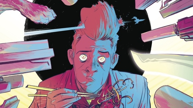 Image Expo Exclusive: An Apocalyptic Forescast in Jody LeHeup & Nathan Fox's <i>The Weatherman</i>