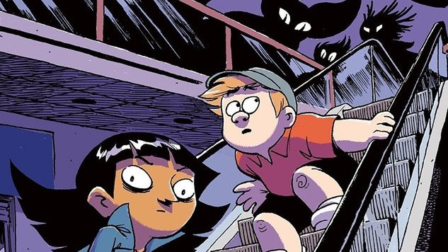 <i>The Creepy Case Files of Margo Maloo: The Monster Mall</i> Cartoonist Drew Weing Chats All Things Halloween