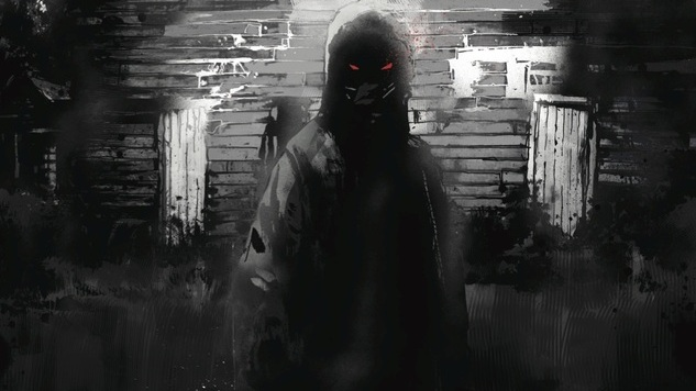 Jock's <i>Gideon Falls</i> Variant Cover Will Make You Afraid of Barns
