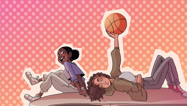 Exclusive: BOOM! Studios Hits the Basketball Court in <i>The Avant-Guards</i>