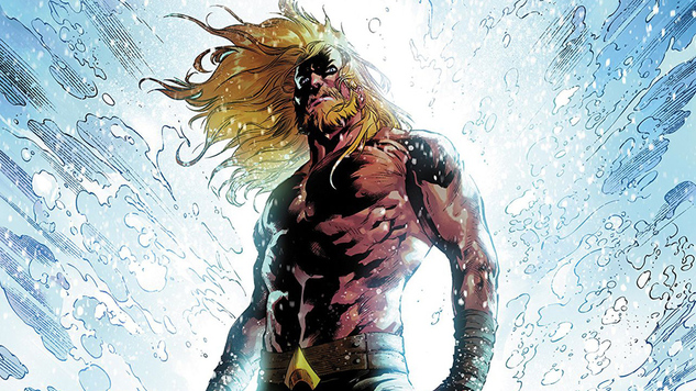 <i>Aquaman</i>, <i>Klaus and the Crying Snowman</i>, <i>Livewire</i> & More in Required Reading: Comics for 12/19/2018